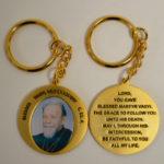 Bl Vasyl Image Keychain